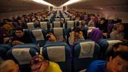 Paniek in Canadees vliegtuig: man (29) maakt selfie en schreeuwt dat hij het coronavirus heeft