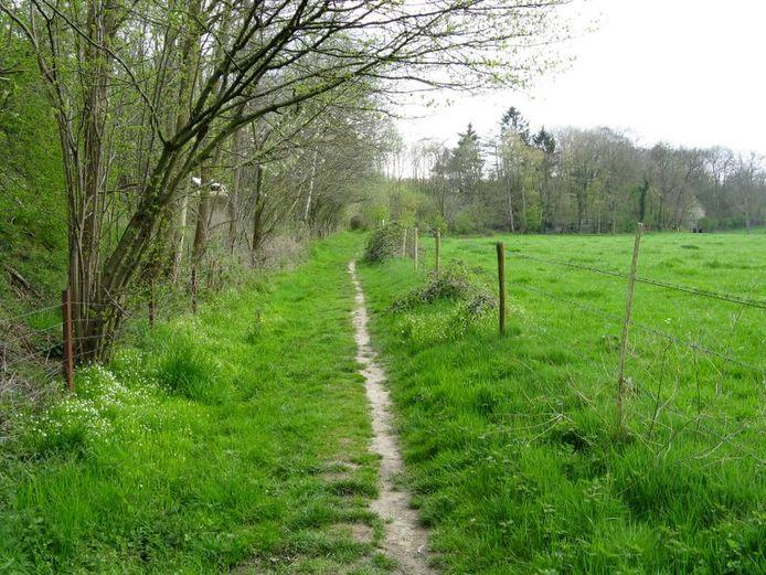 Pestwegen, die door andermans eigendom lopen, schaffen ze in Glabbeek af.