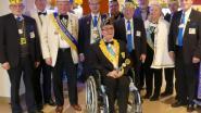 Feestcomité op bezoek bij WZC Egmont en AZ Sint-Elisabeth