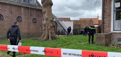 Zoekactie naar Herman Ploegstra in tuin hotel Evert de C. levert niets op