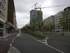 Brabantstunnel onder Operaplein afgesloten: ernstige verkeershinder