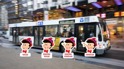 """Pinokkiotest. Hebben wij effectief """"ongeveer het goedkoopste openbaar vervoer van Europa""""?"""