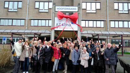 Gezocht: tientallen vrijwilligers voor AZ Klina