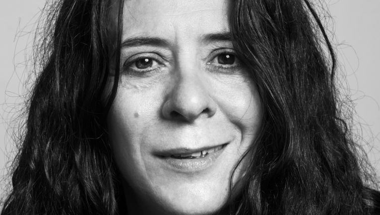 Carolina Trujillo (46). Beeld Robin De Puy