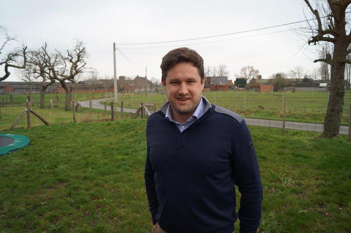 Jens Danneels wordt nieuwe schepen in Wingene.