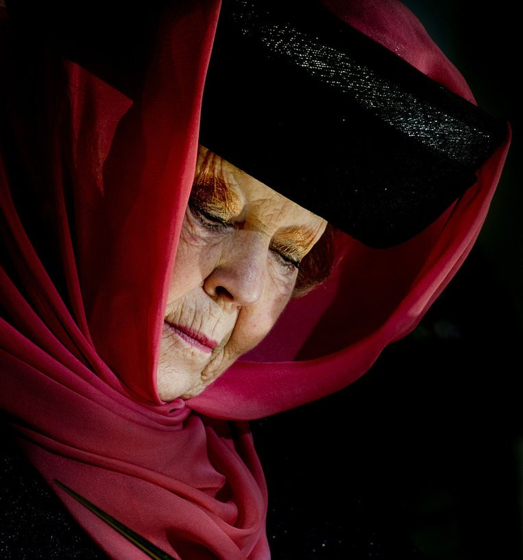 Koningin Beatrix Beeld anp