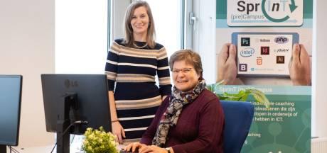 Prikkelarme omgeving bij zorgvoorziening SprInT in Hengelo om alles te leren over IT