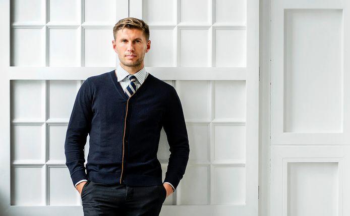 Evgeniy Levchenko, voorzitter van spelersvakbond VVCS.