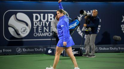 Kim Clijsters charmeert bij comeback: 36-jarige landgenote drijft Muguruza tot het uiterste, maar delft onderspit in twee sets