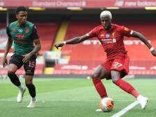 Liverpool signe son premier succès en tant que champion