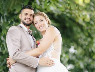 Yanina Wickmayer stapt in het huwelijksbootje