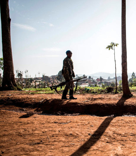 161 corps découverts en deux jours au nord-est du Congo