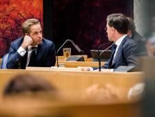 LIVE | Rutte: Schaarste speelde géén rol bij mondkapjesregel zorg