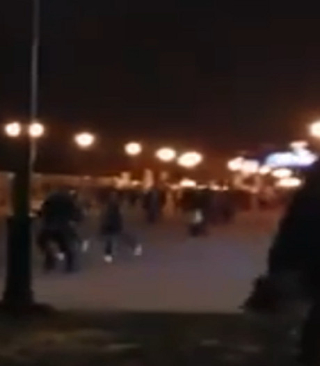 Grote paniek in Disneyland Parijs na vals alarm