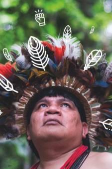 Disparition d'un chef indien défendant la forêt amazonienne dont la tête a été mise à prix