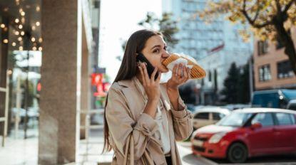 Is snel eten ongezond?
