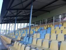 Spectaculaire Roosendaalse derby eindigt gelijk, Internos verliest