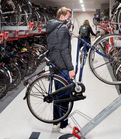 Extra miljoenen voor fietsenstallingen