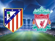 Van Dijk en Wijnaldum op bezoek bij Atlético