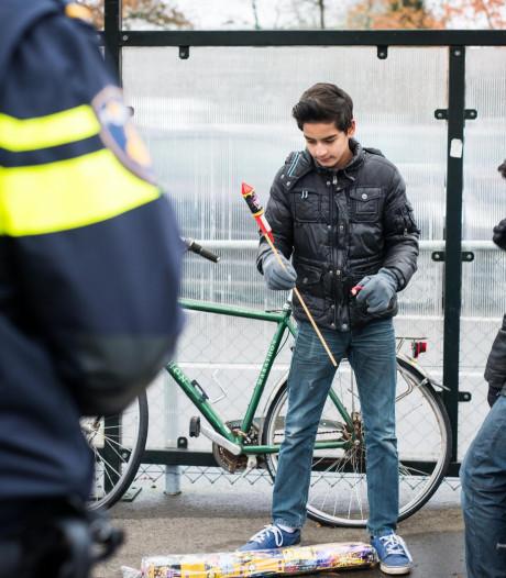 Enschede houdt geen cijfers van vuurwerkoverlast bij