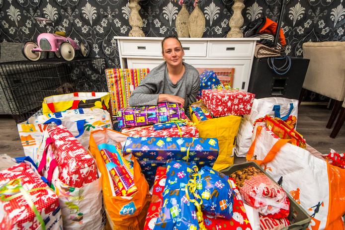 Evelien van Hattum beheert facebookgroep Stop Armoede 053.