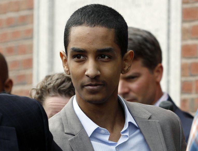 Robel Phillipos moet drie jaar de cel in.