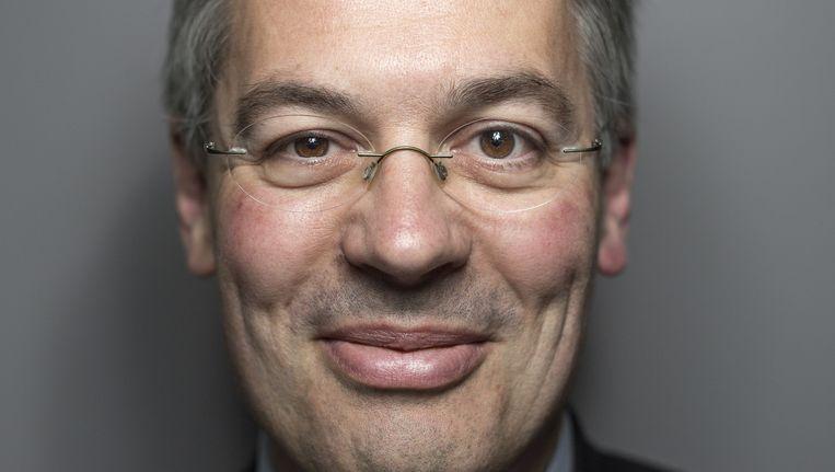 Edgar du Perron: 'De consument mag erop vertrouwen dat hij niet bedonderd wordt.' Beeld Mike Roelofs