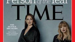 Time roept vrouwen achter #MeToo-beweging uit tot 'Persoon van het jaar'