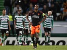 PSV uitgeschakeld in Europa League na wanprestatie in Lissabon