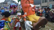 """Na ingekorte stoet nu wortelverbranding zonder verbranding: """"Het positieve? Niemand zal deze carnaval ooit vergeten"""""""