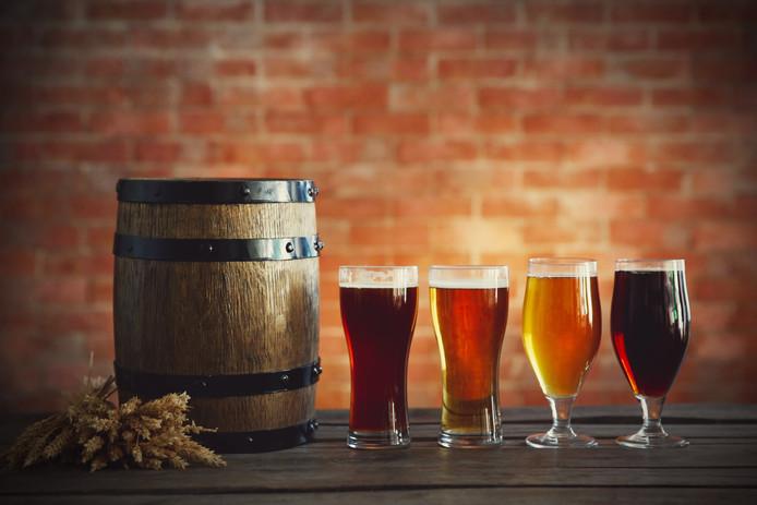 Er is veel meer keuze in biersoorten dan tien jaar geleden. En daarmee meer keuze in alcoholpercentage.