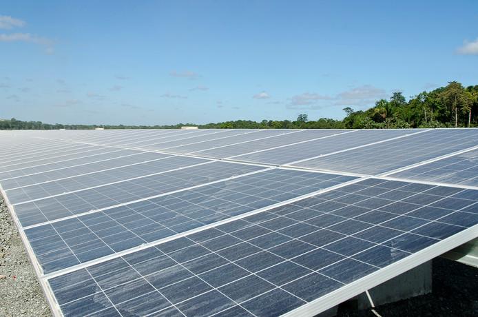 Het zonnepark kan er definitief komen.