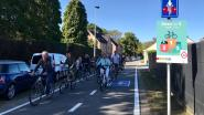 """Eerste fietsstraten in Halle-Zoersel: """"Veilig alternatief voor drukke doortocht in dorpskern"""""""