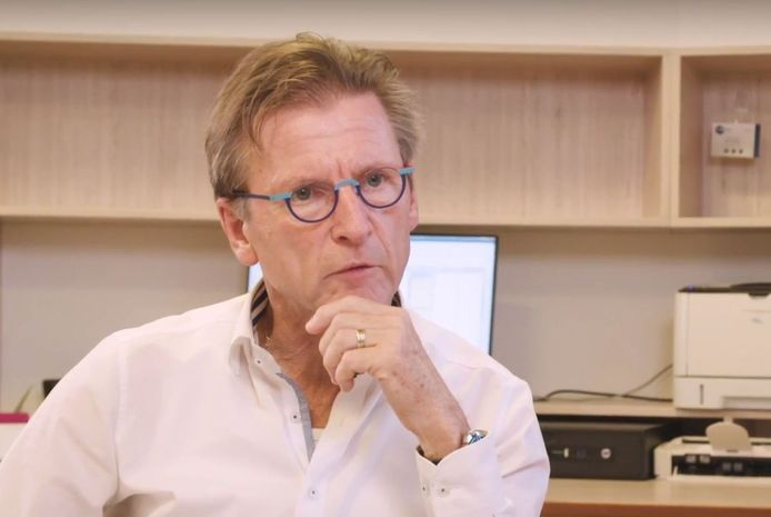 Huisarts Gerald Nillessen zoekt een opvolger voor zijn praktijk in Westerhaar.