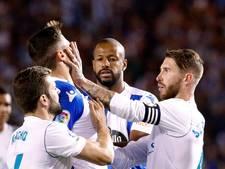 Real wint maar verliest Ramos