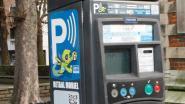 Dieven breken parkeerautomaten open