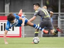 Sandler traint na sleutelbeenbreuk weer in stadion van PEC Zwolle