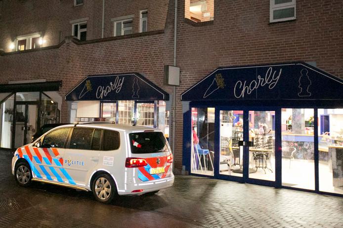 Overval snackbar in Apeldoorn