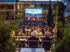 Oisterwijk kan weer naar de film in de open lucht: stoelen staan deze keer al klaar