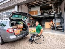 Deze paralympische topsporter strijdt nu voor de slachtoffers in Beiroet: 'Alles wat ik kan krijgen, helpt'