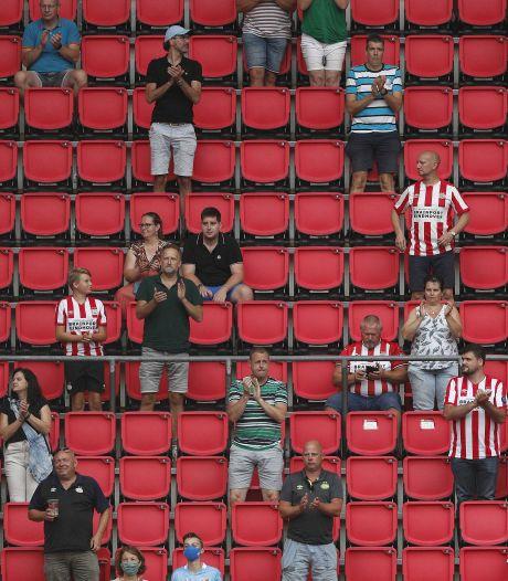 PSV schaalt op en gaat per duel bijna 9.000 toeschouwers toelaten in Philips Stadion