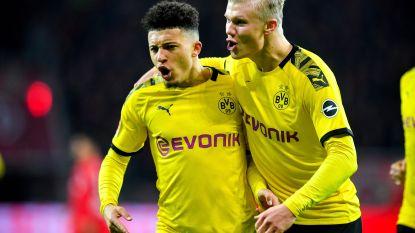 Leverkusen wint spektakelmatch tegen Dortmund, Haaland en co morsen dure punten in titelstrijd