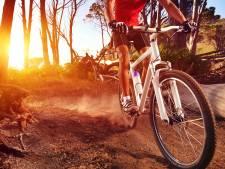 26ste Helmtocht voor mountainbikers in en rond Helmond
