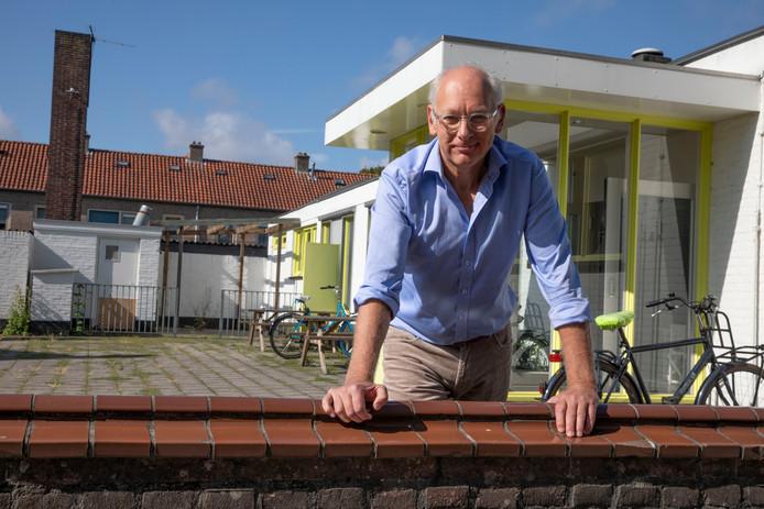 Eric Lambooy van der Werkestafette in Eindhoven