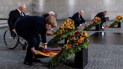 """Einde van Tweede Wereldoorlog in alle sereniteit herdacht: """"We moeten Europa bij elkaar houden"""""""