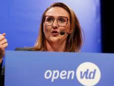 La présidente de l'Open Vld exclut toute alliance avec le Vlaams Belang