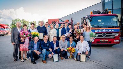 Firma Timmerman viert zeventigste verjaardag