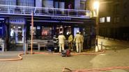 Beperkte schade na nachtelijke brand in keuken restaurant