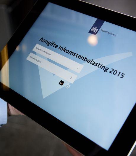 Online belastingaangifte nog veiliger dankzij 'hoge hekken'