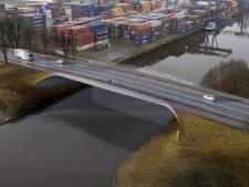 Boekelosebrug in Hengelo half jaar later open